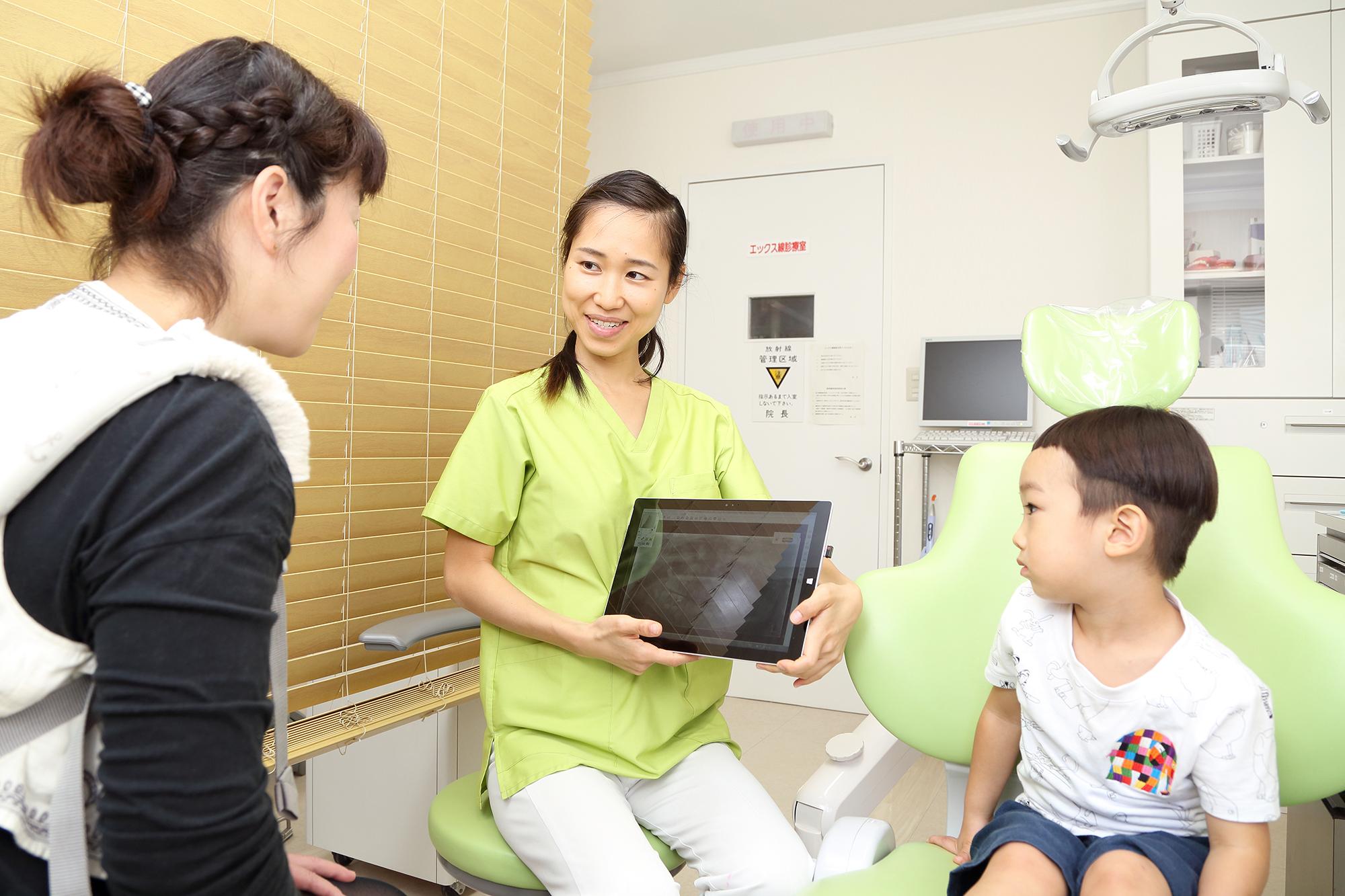 その3妊娠中の方へ マイナス1歳からのむし歯予防